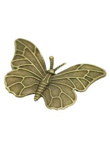 8YEARS B18887 Metal Cabochons Set of 30 (Bronze)