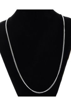 8YEARS B81623 other Fitting Necklace (dull silver tone(not silver plated))