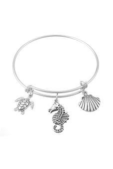 8YEARS B82797 Bracelet (Pale Silver)
