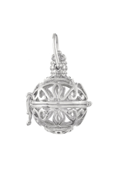 8YEARS B86723 Metal Pendant (Silver) - picture 2