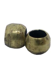 8YEARS Metal Beads Set of 1000 (Brown)