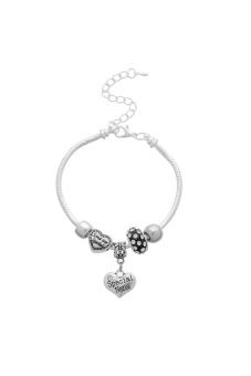 8YEARS Z00558 Bracelet (White)