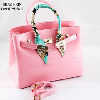 AA Fashion Beachkin Jelly Bag (Pink) Price Philippines