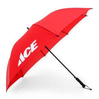 Ace Golf Umbrella 1.3m Red