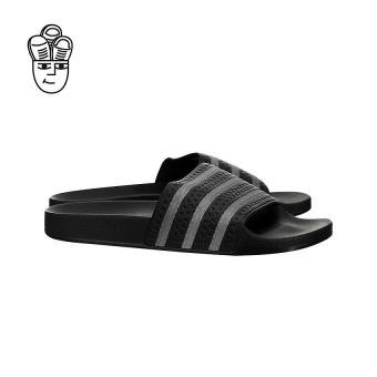 Adidas Adilette Sandals Core Black / Grey by9909 -SH - 4