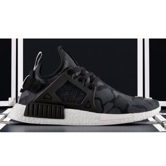 Adidas NMD XR1 PK OG Core Black Blue Red Size 13.5. BY1909