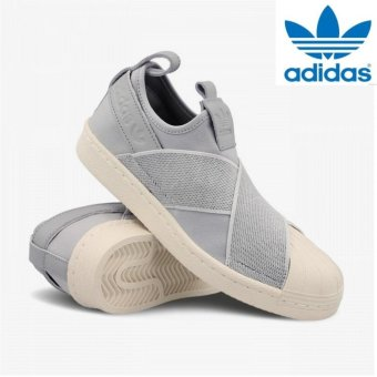 Adidas Originals Superstar Slip-on Shoes S76409 Express - intl - 5