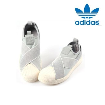 Adidas Originals Superstar Slip-on Shoes S76409 Express - intl - 2