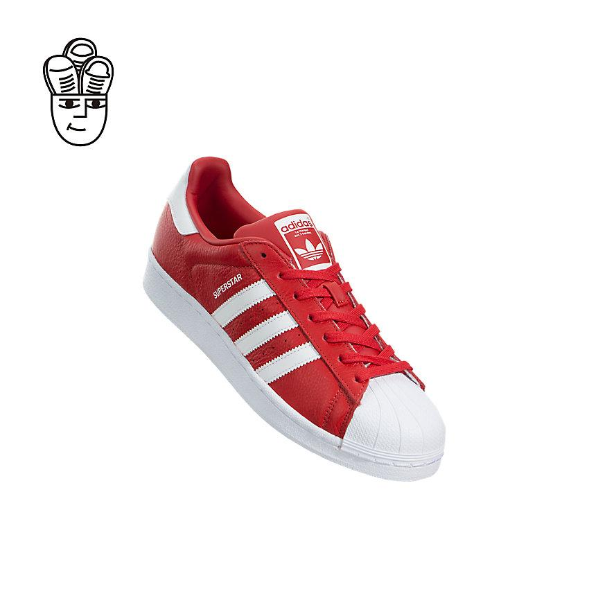 0139f98096b6 Adidas Shoes White Superstar Red Retro Philippines Bb2240 wRqafUa