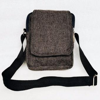 Adventure Sling bag gamosa Classy brown | Lazada PH