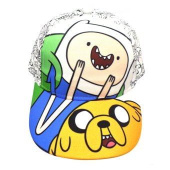 Adventure Time Kid's Cap 52cm with Face and Hand Towels - 2