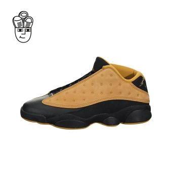 Air Jordan XIII (13) Retro Low (Chutney) Basketball Shoes Black / Chutney 310810-022 -SH