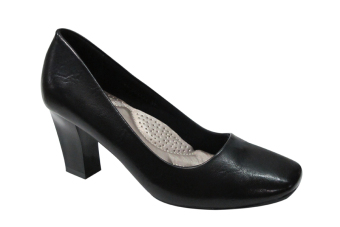 Alberto Comfort Pumps (Black)