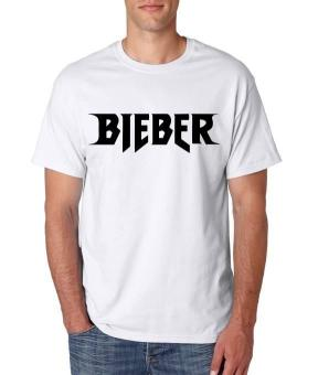 All About Rock Bieber inspired t-shirt (White)