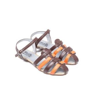 Aloha Woven Sandals D.Brown - 2