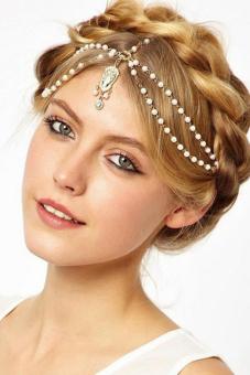 Amango Headband Wedding Bridal Crown N/A