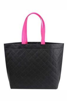 Amango Shopping Bag Eco Travel Reusable Bags Black