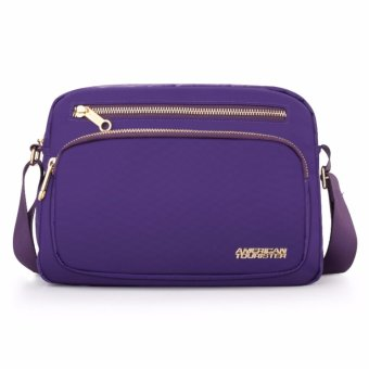 American Tourister Vicinity FM II Horizontal Shoulder Bag S (Purple)