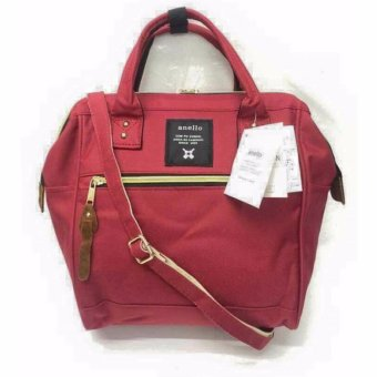 Anello 3 Way Bag Medium (Red)