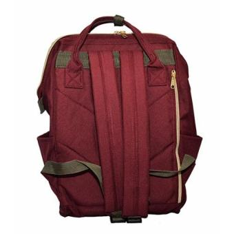 Anello BackPack Large (Wine) - 3