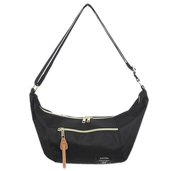 Anello ( Elite ) Dumpling Design Sling Bag / Crossbody Bag /Handbag - Black