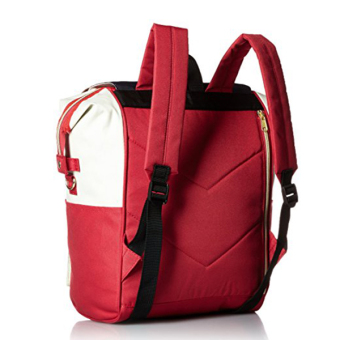 Anello Flap Cover Rucksack Backpack (Tricolor) - 2