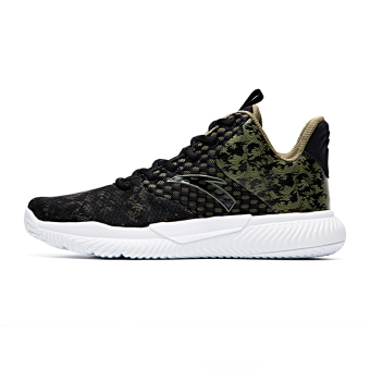 ANTA casual culture coconut running shoes basketball shoes (Casual green/Black/ANTA white-2)