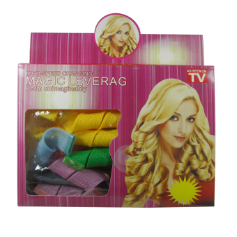 As Seen on TV Magic Leverag Hair Curl