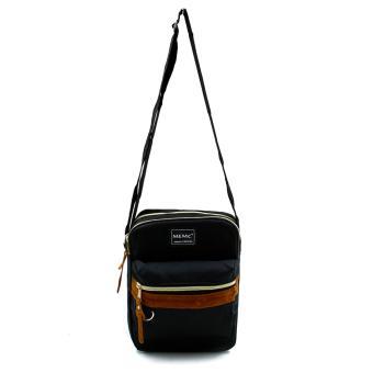 Attraxion Kellin - 16010 Sling Crossbody Bag for Men (Black) - 2
