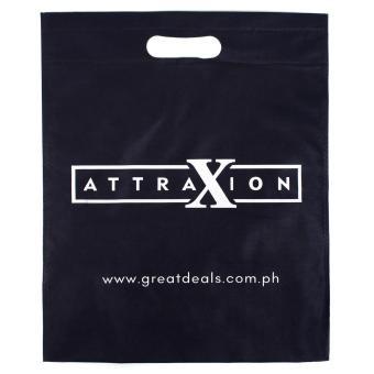 Attraxion Kellin - 16010 Sling Crossbody Bag for Men (Black) - 4