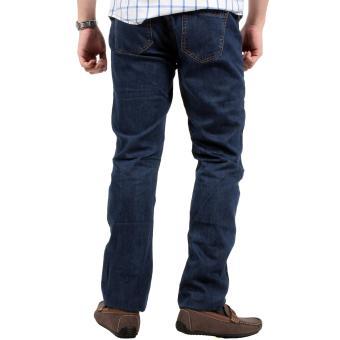 Attraxion Men's Denim Jeans Owen (Dark Blue) - 2