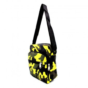Attraxion Sling Bag Camouflage (Yellow) - 2