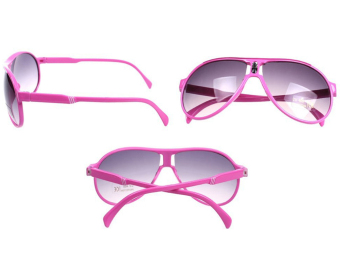 Aviator UV Protection Sun Glasses Unisex Pink