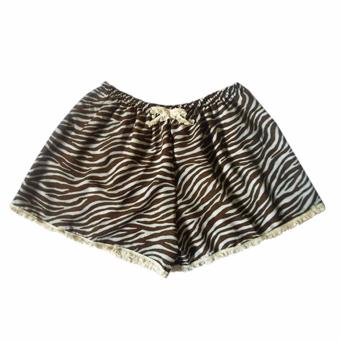 Ayla Intimates Tiger Print Women's Boxer Shorts