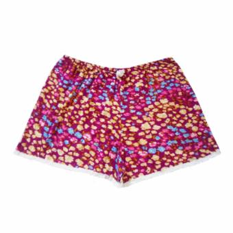 Ayla Intimates Women's Floral Boxer Shorts