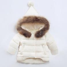 a0d4488542c Baby Girls Boys Kids Down Jacket Coat Autumn Winter Warm Children Clothes -  intl Philippines