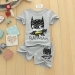 Baby small bat New style children's Cartoon Shorts (3 sets with a color, number of the more multi-color the more)