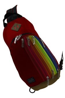 Backpack Bag (Multicolor) - picture 2