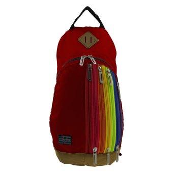 Backpack Bag (Multicolor)