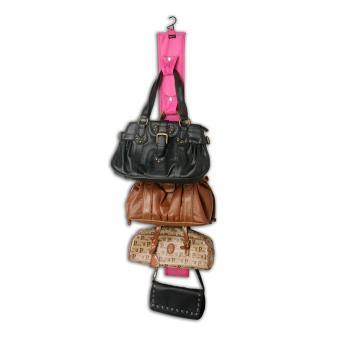 Bag Hanger Pink