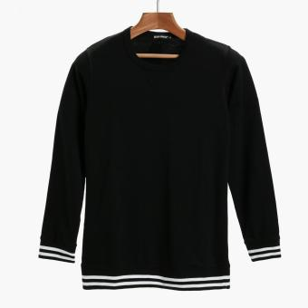 Baleno Mens Athletic Sweater (Black)
