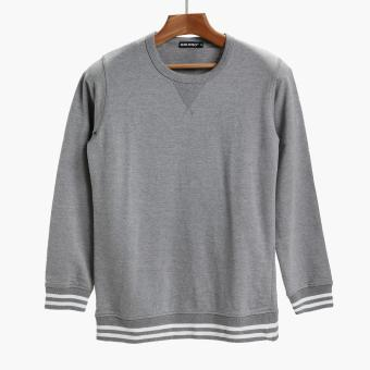 Baleno Mens Athletic Sweater (Grey)