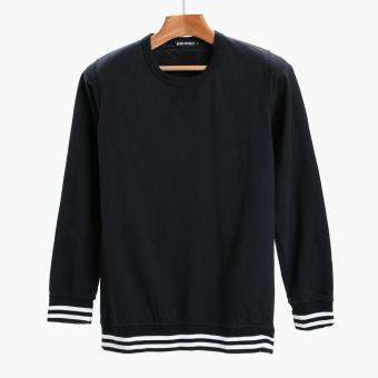 Baleno Mens Athletic Sweater (Navy Blue)