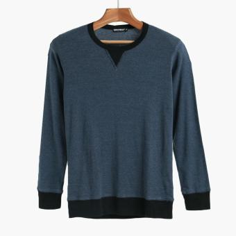 Baleno Mens Athletic Sweater (Navy Blue)