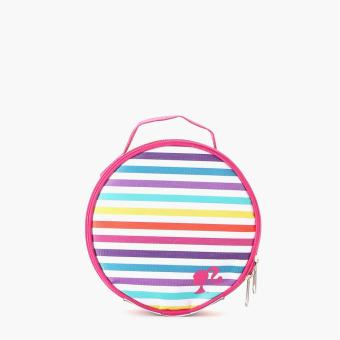 Barbie Girls Round Pouch (Multi-colored)