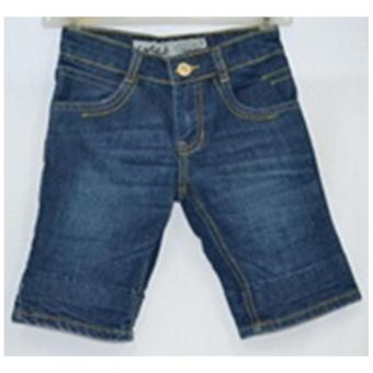 BDS2627 GARFIELD DENIM SHORT - 3