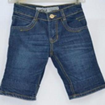 BDS2627 GARFIELD DENIM SHORT