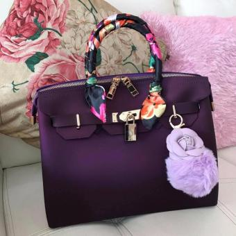 Beachkin 30cm Matte Zippered (Amethyst) Price Philippines