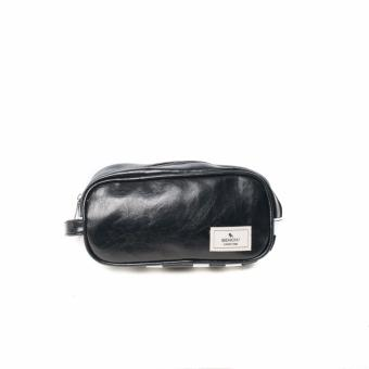 BENCH- BGC0486BK3 Men's Pouch (Black)