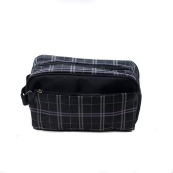 BENCH- BGC0497BK3 Men's Pouch (Black)